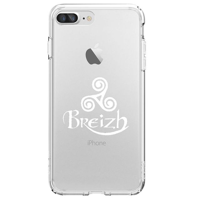 coque apple blanche iphone 7