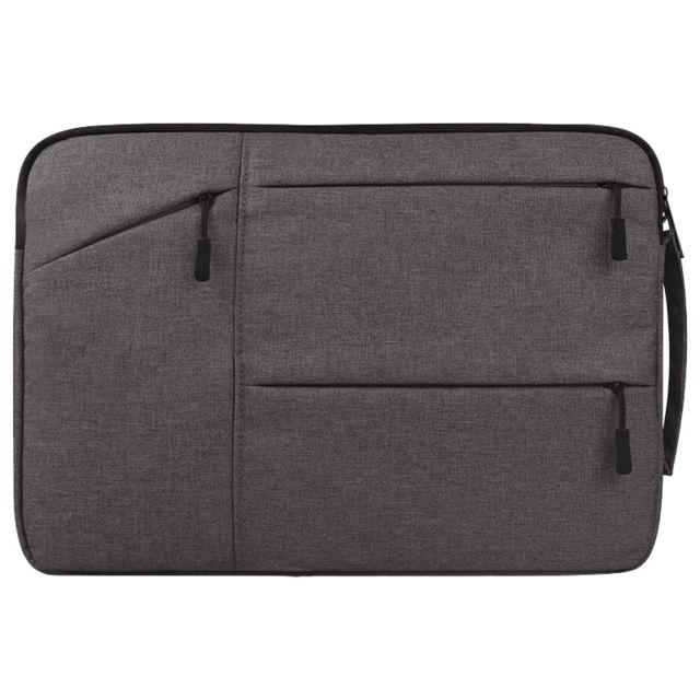 c7924bf633 Wewoo - Sacoche pour ordinateur portable gris 12 pouces et ci-dessous  Macbook, Samsung