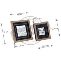 cadre sous verre grand format achat cadre sous verre grand format pas cher rue du commerce. Black Bedroom Furniture Sets. Home Design Ideas