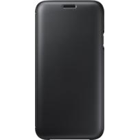 Samsung - Flip Wallet Galaxy J7 2017 - Noir