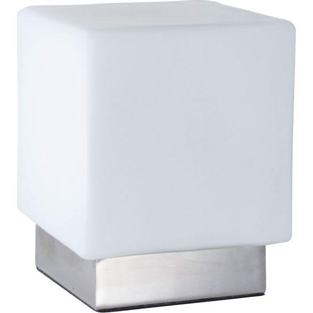 Cube Lampe À Verre Métal Alinéa Poser En 12x12cm Et Sensitive Ice WHE9eIY2D