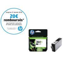 HP - CN684EE - Cartouche d'encre 364XL Noir