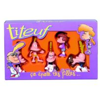 Plastoy - Coffret 5 figurines - Collection Titeuf