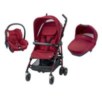 Bébé Confort - TRIO DANA ROBIN RED cosi Citi et nacelle compacte