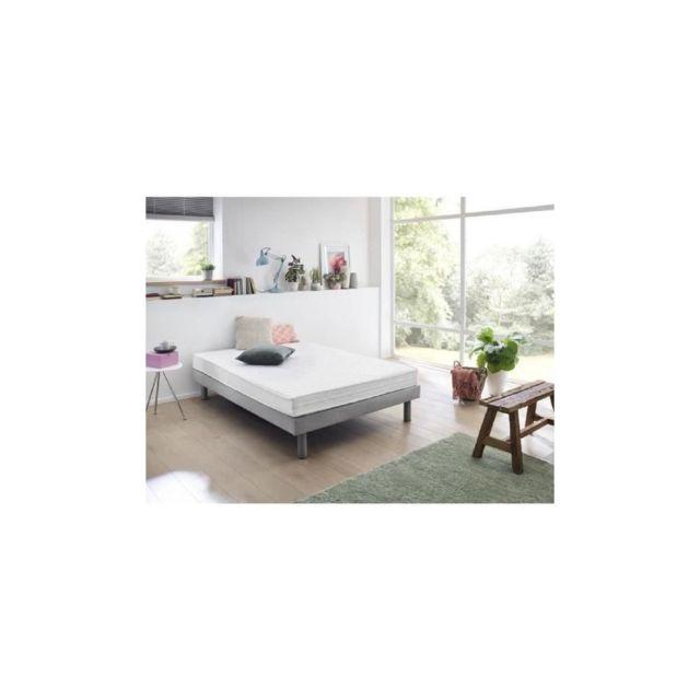 Dormipur Matelas 160x200 - Memoire De Forme - 25 Kg/m3 - Equilibre