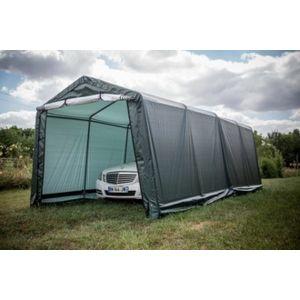 foresta abri jardin en toile verte toit 2 pentes 18 6 m2 habat3061 x x pas. Black Bedroom Furniture Sets. Home Design Ideas