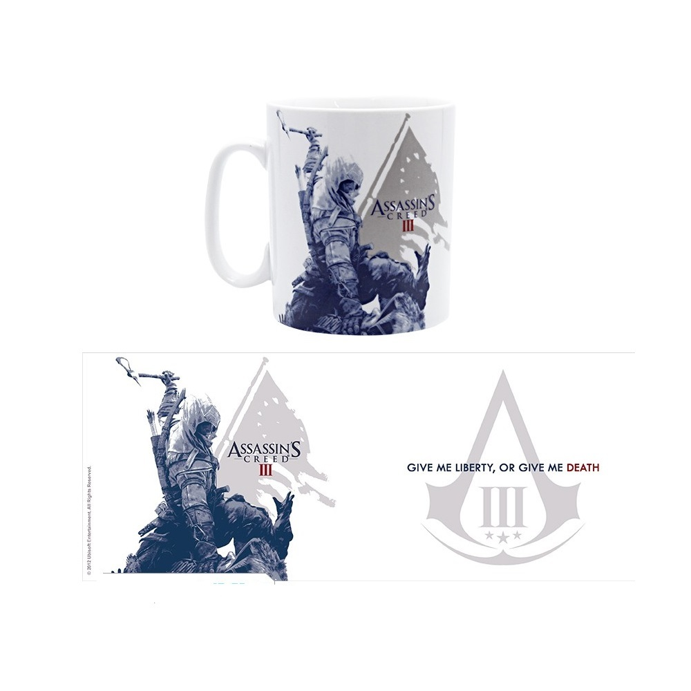 Assassin'S Creed Mug Assassin's Creed Iii