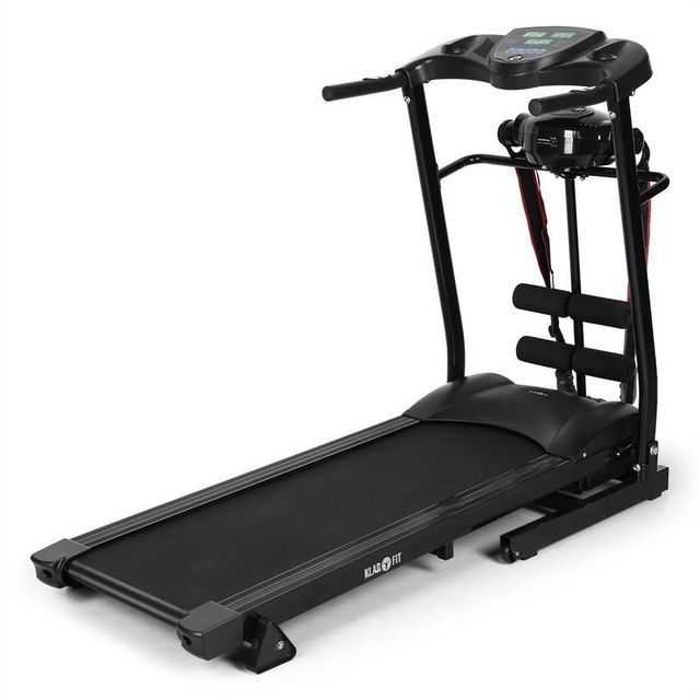 Klarfit Treado Advanced Tapis De Course Pulsometre Pas Cher