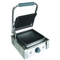 Lacor - Grill électrique simple - 2200w professionnel pour grillades et sandwichs - Max 300°C - Grill professionnel
