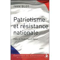 Giovanangeli - Patriotisme et résistance nationale