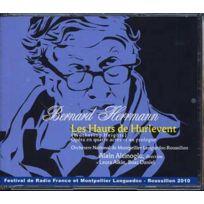 Accord - Bernard Herrmann - Les hauts de hurlevent, opéra en 4 actes et 1 prologue Boitier cristal
