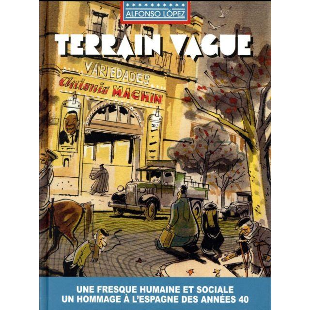 Hachette comics terrain vague