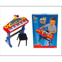 Simba Toys - 106838629 My Music World keyboard sur pied