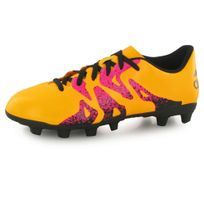 Adidas performance - X 15.4 Fg orange, chaussures de football homme
