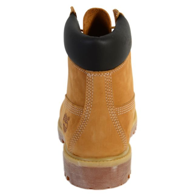 Timberland - Chaussures Af 6IN Prem Bt Wheat Yellow