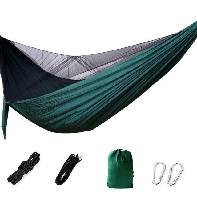 e thinker hamac moustiquaire extrieur ultra lger en nylon pour jardin camping voyage - Hamac Exterieur