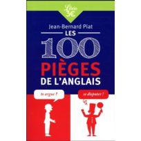 J'AI Lu - les 100 pièges de l'anglais