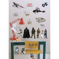 Graham & Brown - Sticker mural Star Wars en mousse version bande dessinée Star Wars