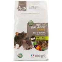 Aime - Nutri'balance Expert Mélange de granules - Pour rat et souris - 800g