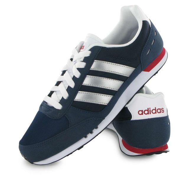 adidas neo adidas bleu