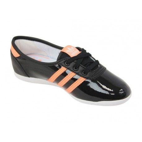 Adidas FORUM SLIPPER 2.0 KID VNI Ballerines Fille pas