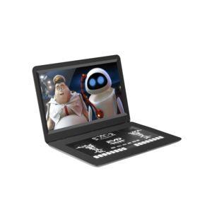 auto hightech lecteur dvd portable 17 3 pouce. Black Bedroom Furniture Sets. Home Design Ideas