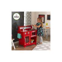 Kidkraft - Petite cuisine Classique enfant Rouge