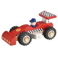 New Classic Toys - 1950 - Maquette - Voiture De Course - Rouge