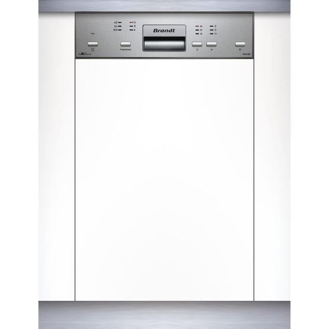 brandt lave vaisselle encastrable vs1010x achat lave vaisselle a. Black Bedroom Furniture Sets. Home Design Ideas