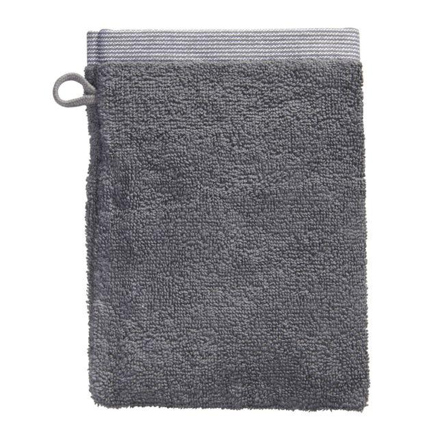 tex home lot de 2 gants dentelle en coton anthracite pas cher achat vente gants de. Black Bedroom Furniture Sets. Home Design Ideas