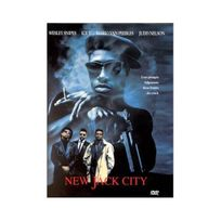 Warner Home Video - Dvd New jack city