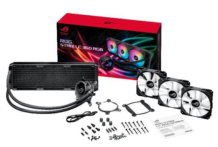 ROG STRIX LC 360 - RGB - 380 mm