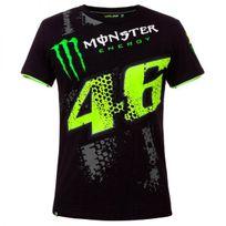 Vr 46 - T-shirt Monza Monster Vr46