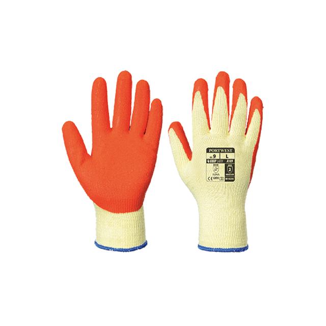 portwest gants de manutention enduits latex a109 pas cher achat vente gants homme. Black Bedroom Furniture Sets. Home Design Ideas