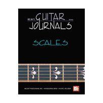 Melbay - Guitar Journals - Scales Mel Bay'S Guitar Journals