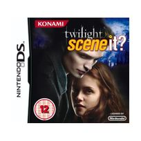 Konami - Scene It Twilight Nintendo Ds import anglais