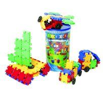 Lgri - Jeu de construction : Clics Baril 16 cubes