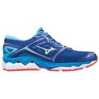 Wave Sky Bleue Chaussures de running homme