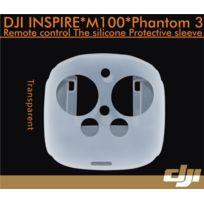 BOSCAM - Protection silicone blanc pour télécommande Inspire 1 / Phantom 3