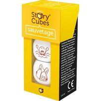 Creativity Hub - Jeux de société - Story Cubes : Sauvetage
