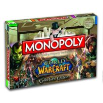 Winning Moves - Monopoly World of Warcraft