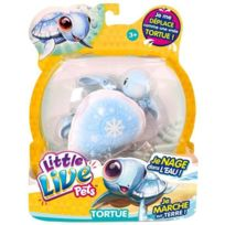 Little Live Pets - Tortue Flocon des neiges