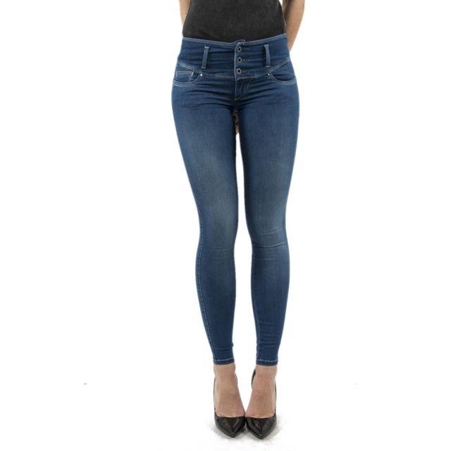 Salsa Jeans Jeans salsa 121464 mystery bleu