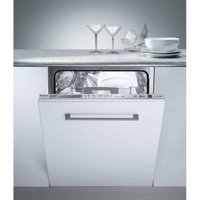 CANDY Lave-vaisselle encastrable CDI6015WIFI