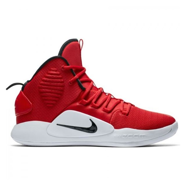 Pour Nike Basketball De Homme Chaussure Pointure Hyperdunk X Rouge IYbf6m7gyv