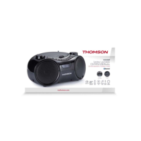 Thomson - Radio Cd Mp3 portable Rcd 210uBT