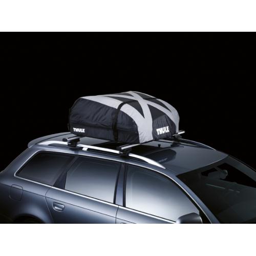 thule coffre de toit pliable ranger 90 280 litres noir pas cher achat vente coffres de. Black Bedroom Furniture Sets. Home Design Ideas