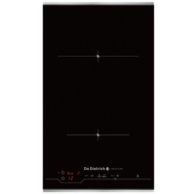 en soldes 09a23 1c1ca table induction domino 30cm 2 foyers noir - dpi7360x