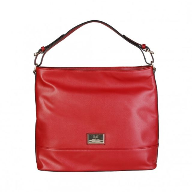 V 1969 - Sacs porté épaule Rouge - pas cher Achat   Vente Sacs à main -  RueDuCommerce 51d94da2cf6