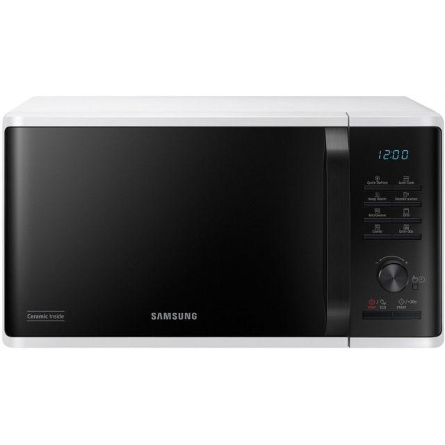 Samsung Micro-ondes Gril Mg 23 K 3515 Aw